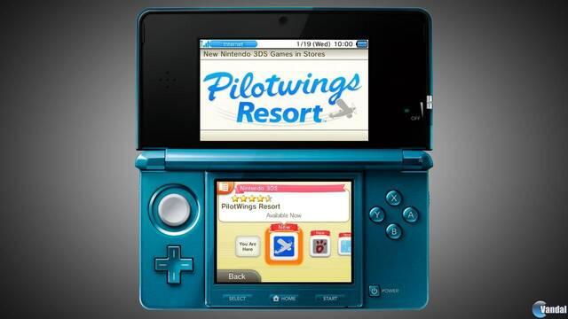 La eShop de 3DS podría no estar lista para el lanzamiento