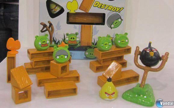 Angry Birds, ya en Mac, en Windows, y de camino a la mesa