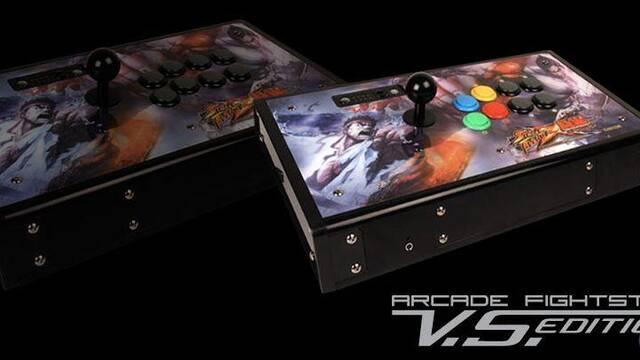 MadCatz anuncia sus mandos especiales para Street Fighter x Tekken