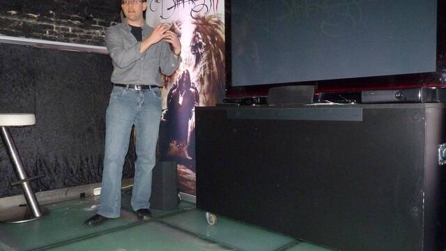 2K Games presenta en España The Darkness II
