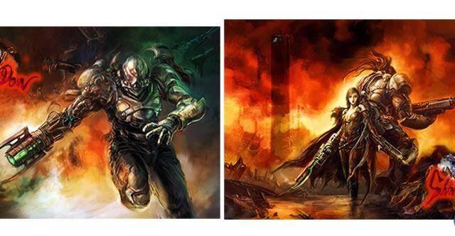 Desvelado Shadow, un juego cancelado de Game Republic