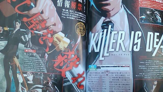 Nuevos detalles de Killer is Dead, lo nuevo de Suda51