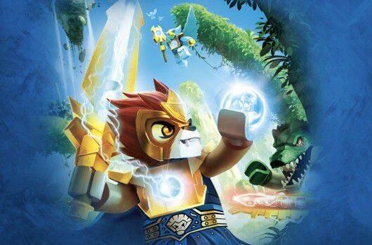 Anunciados tres juegos de LEGO Legends of Chima