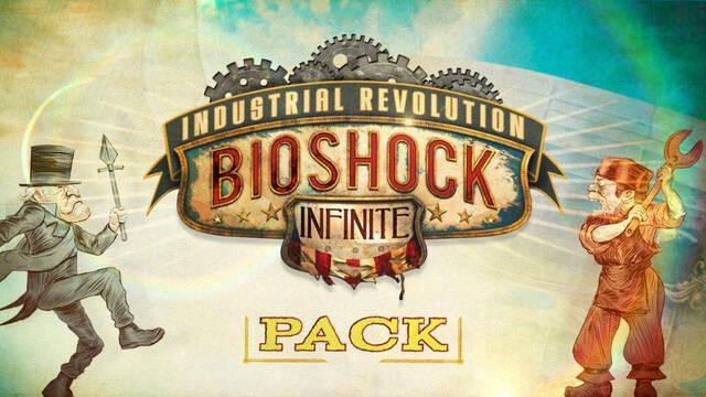 El BioShock original y el Pack Industrial Revolution para las reservas de BioShock Infinite