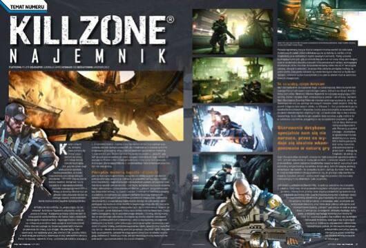 Nuevos detalles de Killzone: Mercenary