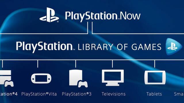 Sony anuncia PlayStation Now, un nuevo servicio de juego en la nube