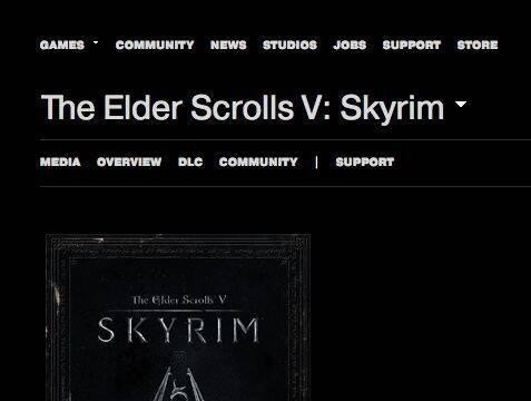 Bethesda asegura que Skyrim está disponible en PS4 y Xbox One