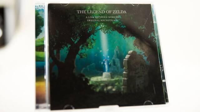 La banda sonora de The Legend of Zelda: A Link Between Worlds llega al Club Nintendo