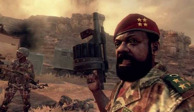 Demandan a Activision por la presencia de Jonas Savimbi en Call of Duty: Black Ops II