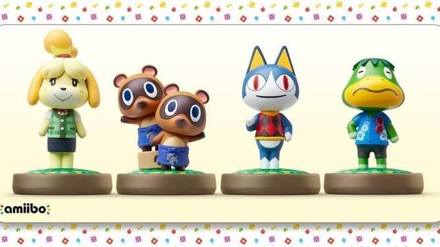 Anunciadas nuevas figuras amiibo de Animal Crossing