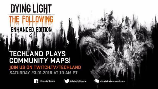 Dying Light confirma que los mapas creados por la comunidad llegarán también a consolas