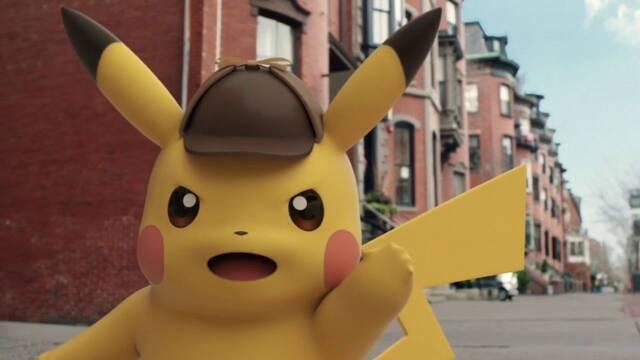 Anunciado Detective Pikachu para Nintendo 3DS