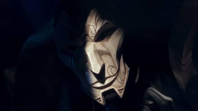 League of Legends nos muestra un teaser cinematográfico de su próximo personaje