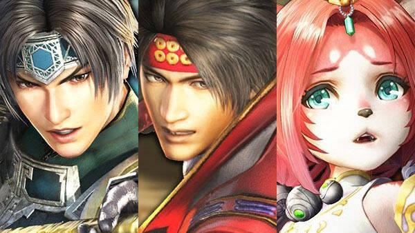 Musou Stars presenta a Zhao Yun, Yukimura Sanada y Tamaki en acción