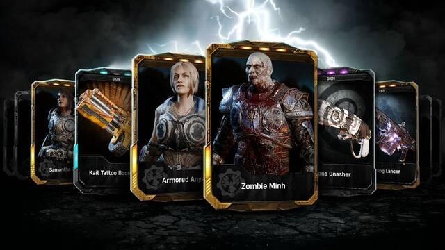 Gears of War 4 recibirá nuevo contenido este mes de enero