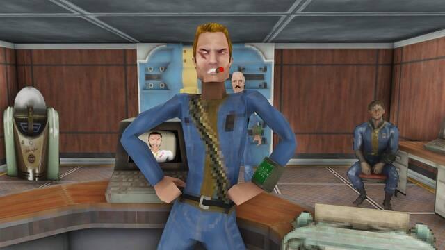 Un nuevo mod de Fallout 4 nos permite jugar a un juego de acción retro