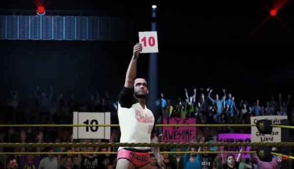El Pack de Futuras Estrellas llega a WWE 2K17