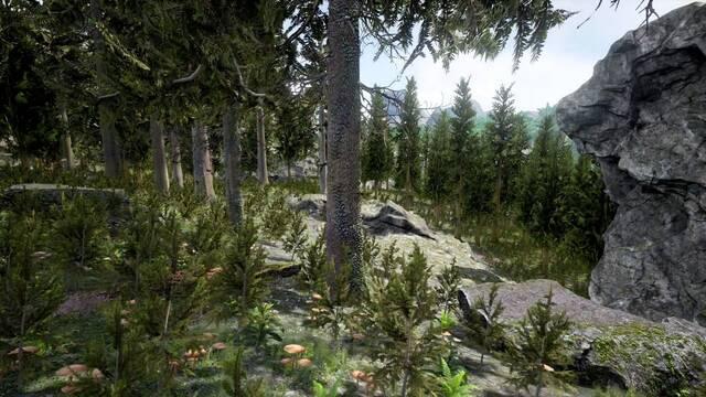 New Dawn, un juego de supervivencia en mundo abierto, muestra su primer gameplay