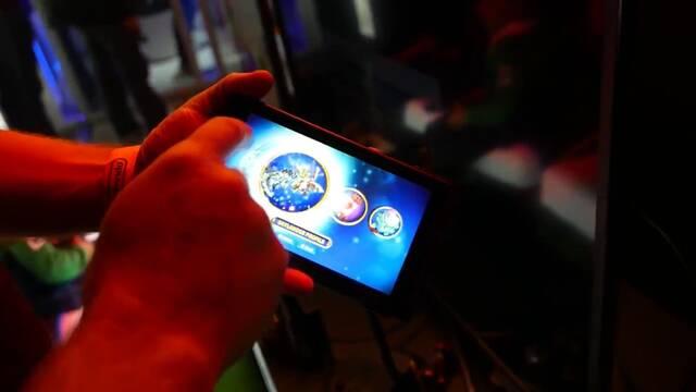 Un vídeo nos muestra por primera vez el funcionamiento de la pantalla táctil de Switch