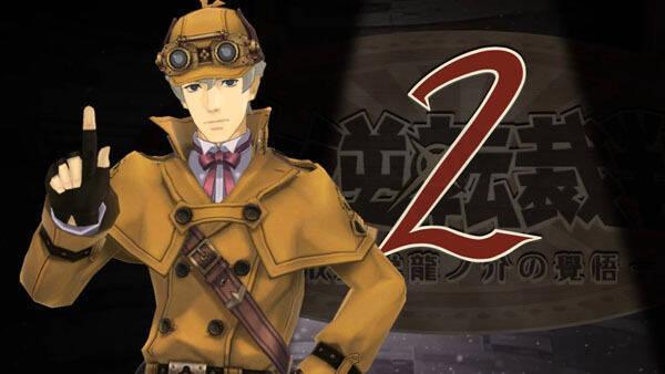 The Great Ace Attorney 2: Ryunosuke Naruhodo's Resolution vuelve a mostrarse en un nuevo tráiler