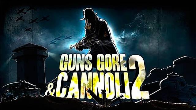 Primer vídeo de jugabilidad de Guns, Gore & Cannoli 2
