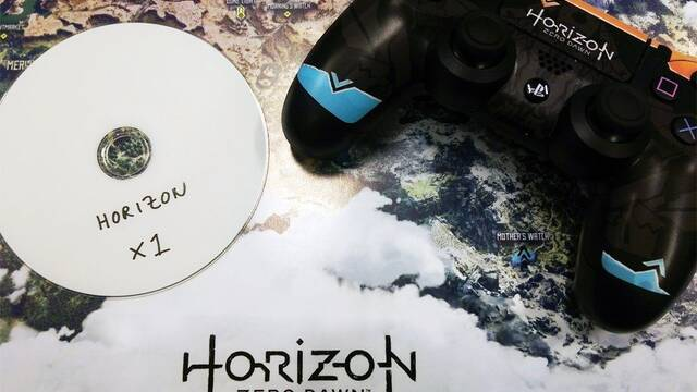 Horizon: Zero Dawn ya está terminado