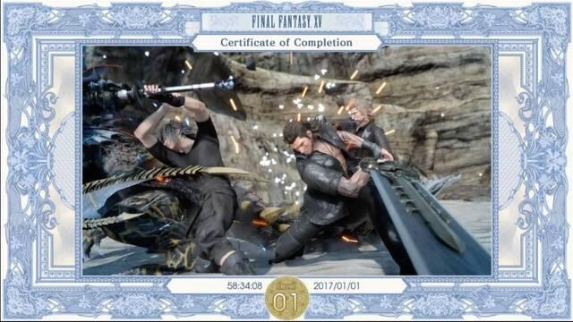 Superan Final Fantasy XV sin subir de nivel ni utilizar objetos