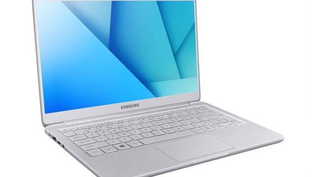 Samsung presenta el modelo Samsung Notebook 9