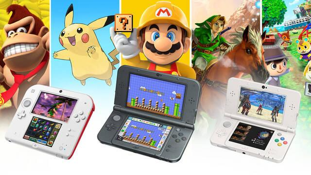 3DS y Pokémon Sol y Luna han sido la consola y el juego más vendidos en Japón en 2016