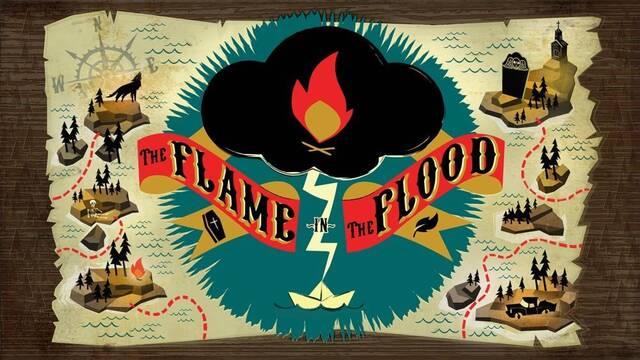 The Flame in the Flood se lanzará en PS4 el 17 de enero