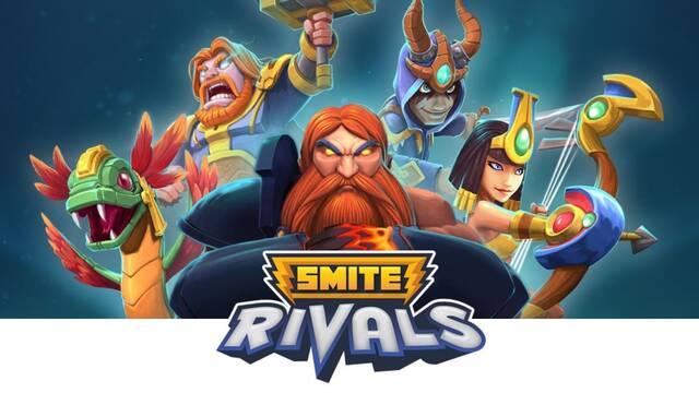 Hi-Rez anuncia Smite Rivals, un nuevo juego de cartas y estrategia