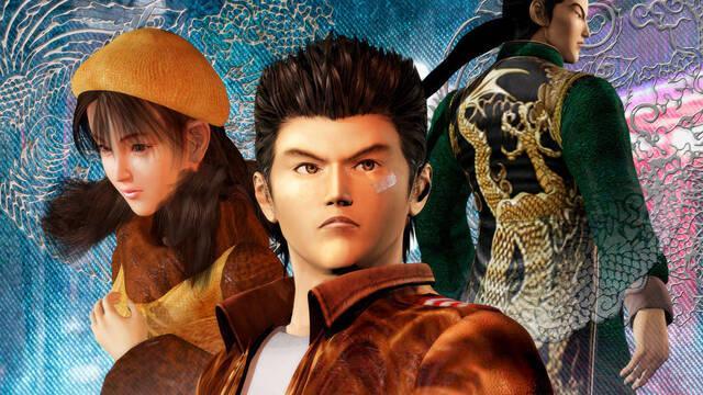 Sega registra en Europa dominios relacionados con Shenmue HD
