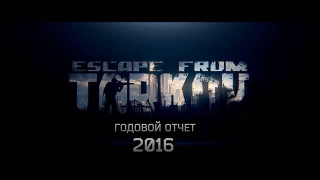 Escape from Tarkov extiende su alfa y hace balance del año en un nuevo vídeo