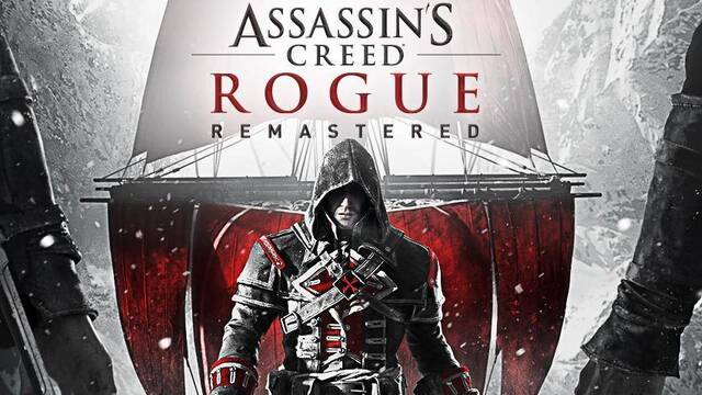 Ubisoft anuncia Assassin's Creed Rogue Remastered para PS4 y Xbox One