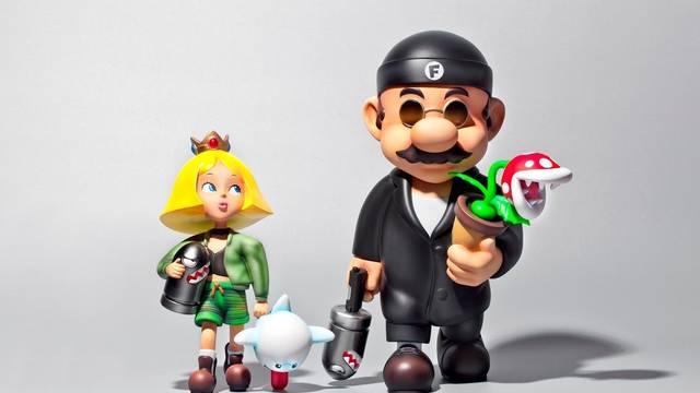 Convierten a Mario en 'Léon el Profesional' con una figura de vinilo