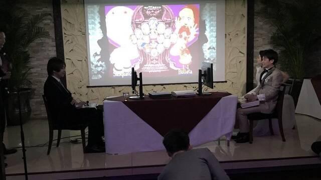 Un jugador profesional celebra su boda con Street Fighter y Darkstalkers