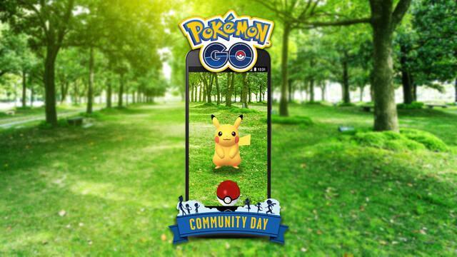 Pokémon GO anuncia su 'Día de la comunidad' para el próximo 20 de enero