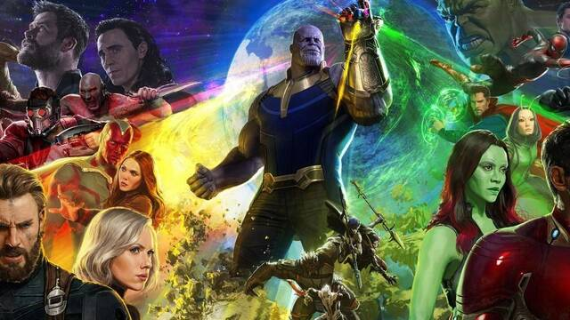 Recrean al estilo 16 bits el tráiler de Avengers: Infinity War