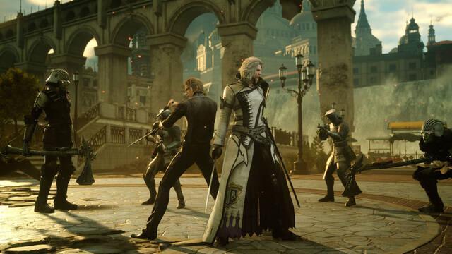 Hajime Tabata sueña con un Final Fantasy completamente abierto