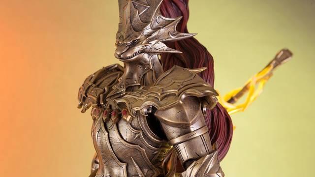 First 4 Figures anuncia una estatua de Ornstein de Dark Souls