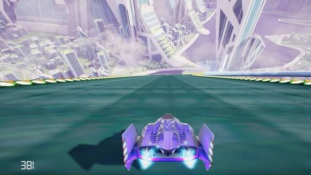 Muestran un concepto de F-Zero X desarrollado en Unreal Engine