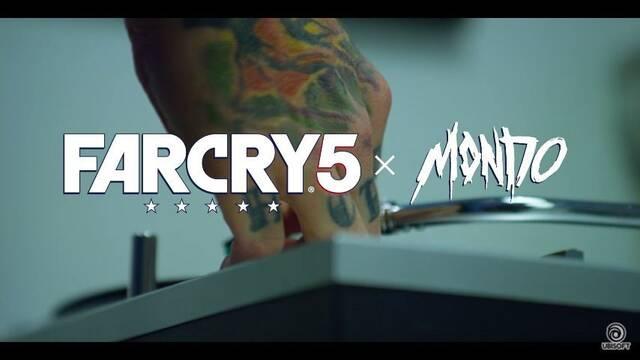 Far Cry 5 une fuerzas con Mondo para el diseño de una edición exclusiva