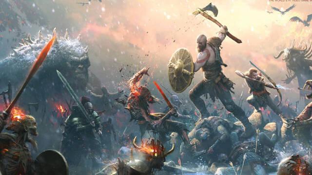 La descripción de la ESBR de God of War podría haber hecho un 'spoiler'