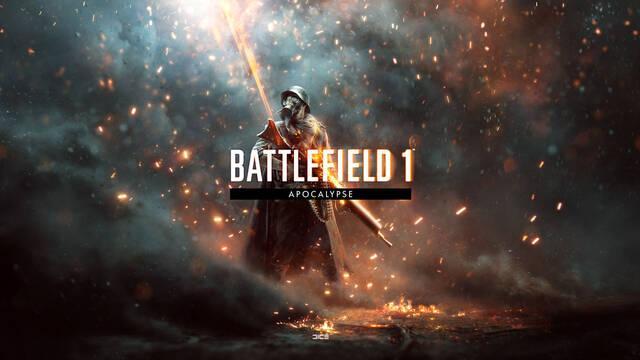 Battlefield 1 Apocalypse llegará el próximo febrero
