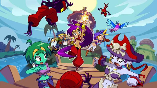 Shantae: Half-Genie Hero tendrá edición física en PS4 y Switch