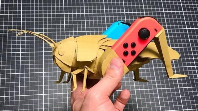 El anuncio de Nintendo Labo desata la creatividad de algunos usuarios