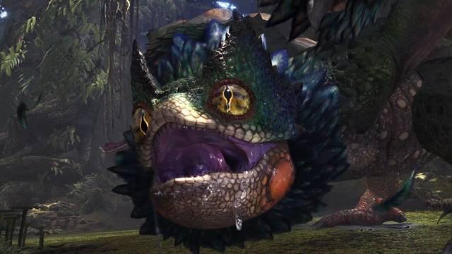 Pukei-Pukei en Monster Hunter World: cómo cazarlo y recompensas