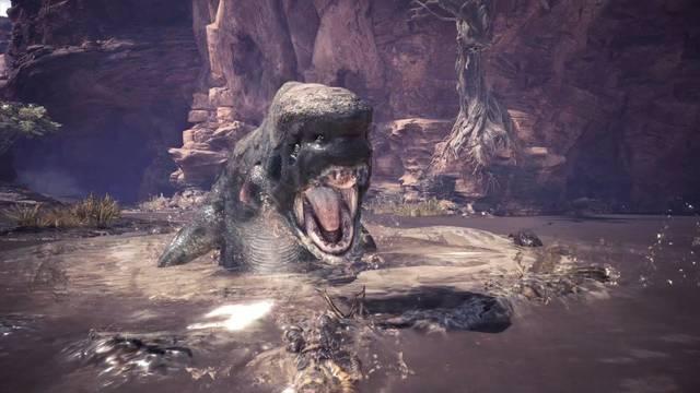 Jyuratodus en Monster Hunter World: cómo cazarlo y recompensas