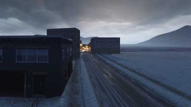 Así es North Yankton por dentro, la región sin finalizar de GTA V