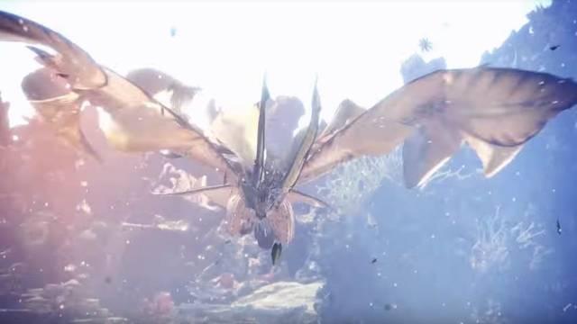Legiana en Monster Hunter World: cómo cazarlo y recompensas
